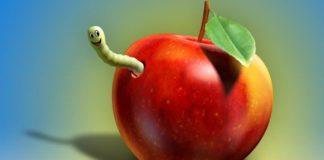 Обработанные пестицидами фрукты безопаснее, чем червивые