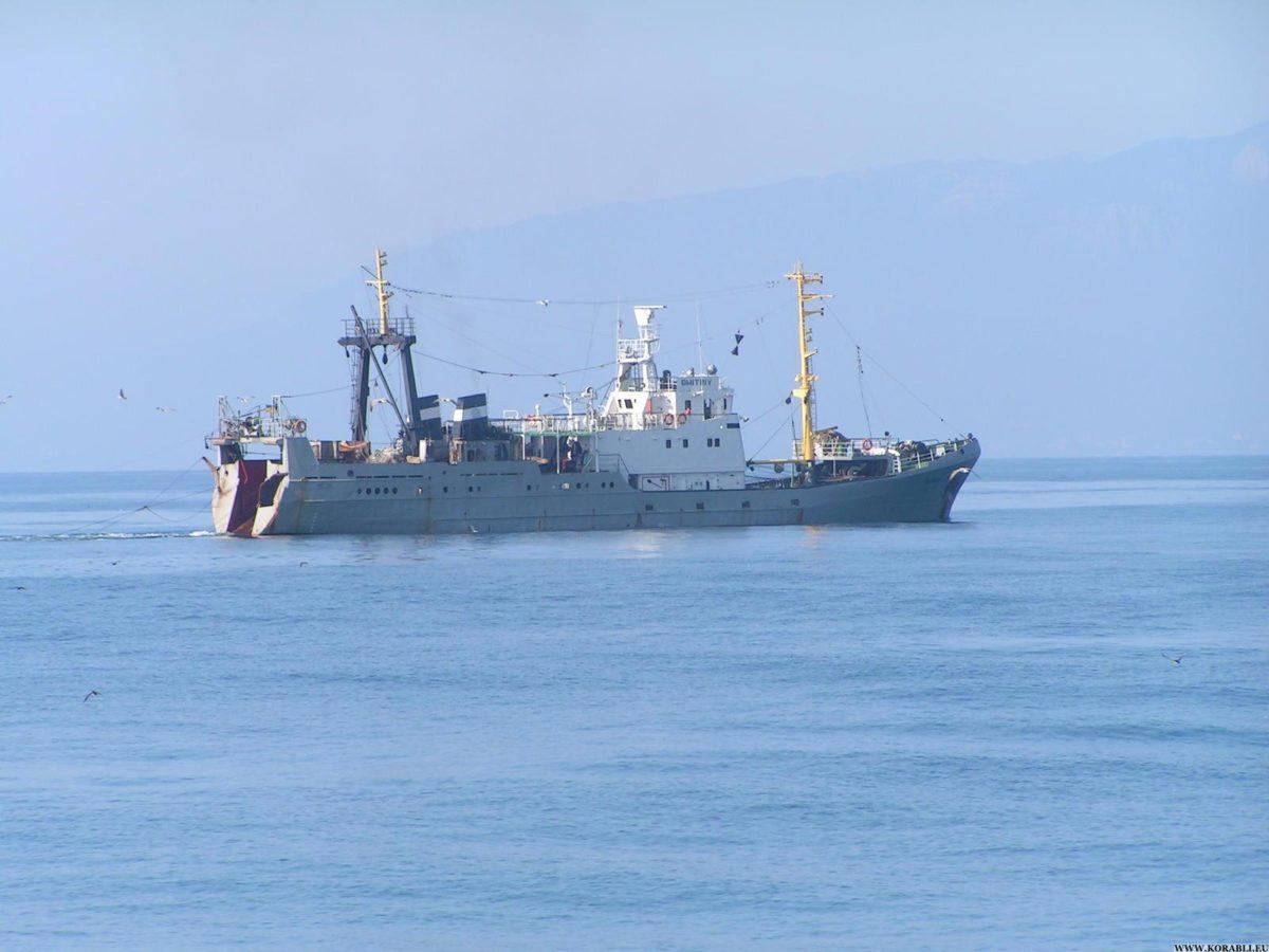 Упрощение пограничного контроля для рыбаков Приморья
