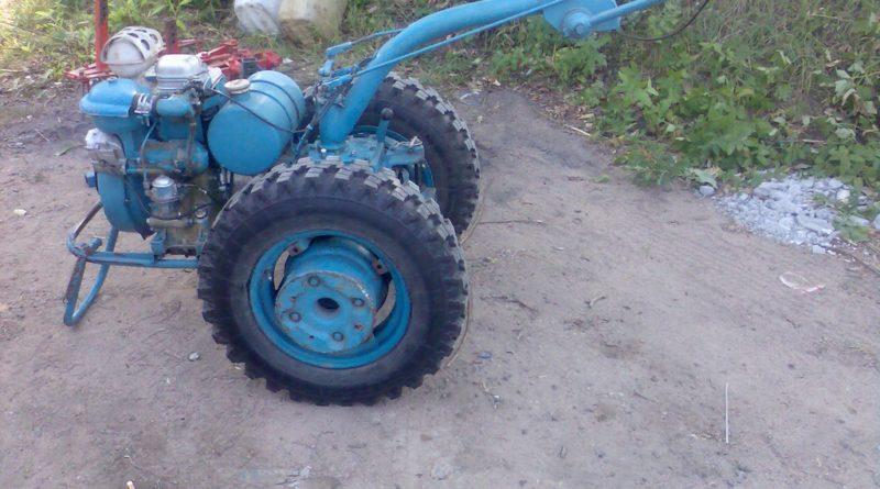 Motoblok MTZ 05