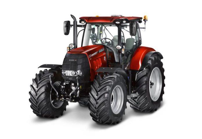 Компания Case IH выпустила ограниченную серию тракторов Puma