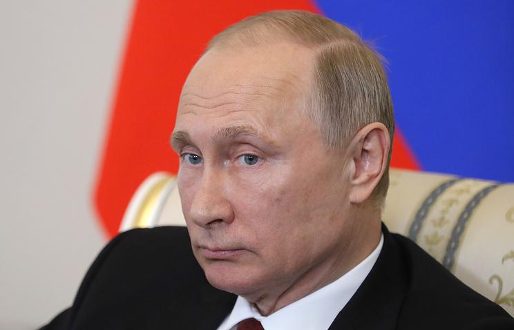 Путин потребовал завершить разработку актов для пресечения ввоза «санкционки»