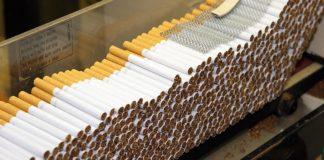 Табачная промышленность вредит экологии