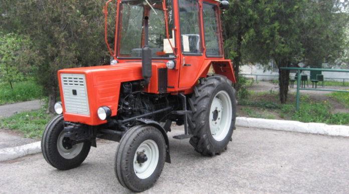 Трактор Т-30