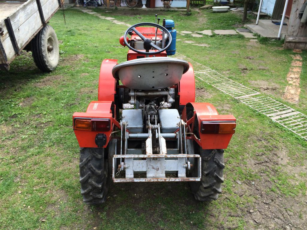 Minitraktor TZ 4k 14