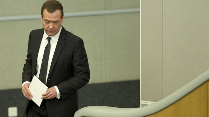 Медведев произвел кадровые перестановки в Минсельхозе России