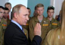 Путин заявил, что в отношениях с Украиной еще не все потеряно