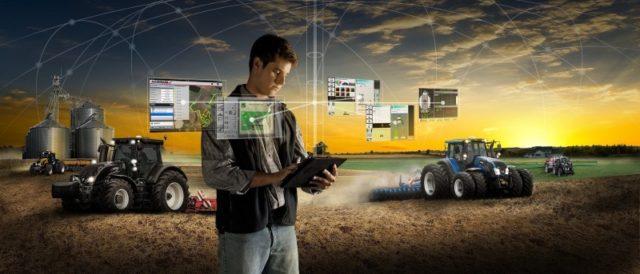 Роботизация сельского хозяйства