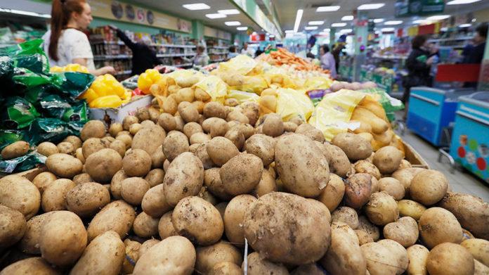 Холодное лето повысило цены на овощи