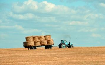 В России зафиксировано падение производства тракторов