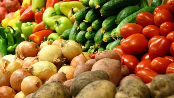 В России зафиксировано падение цен на овощи