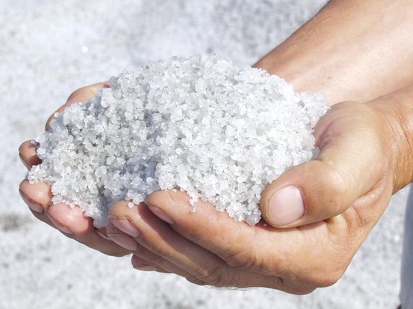 Казахстан планирует поставлять соль в дальнее зарубежье