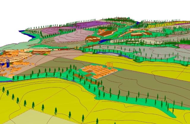 Беларусь и Россия создают общую геоинформационную систему для управления земельными ресурсами