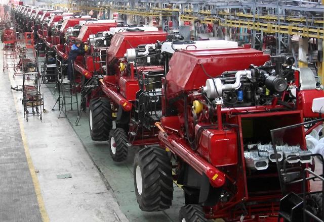 Министерство промышленности Беларуси предложило Нижегородской области организовать производство сельхозтехники