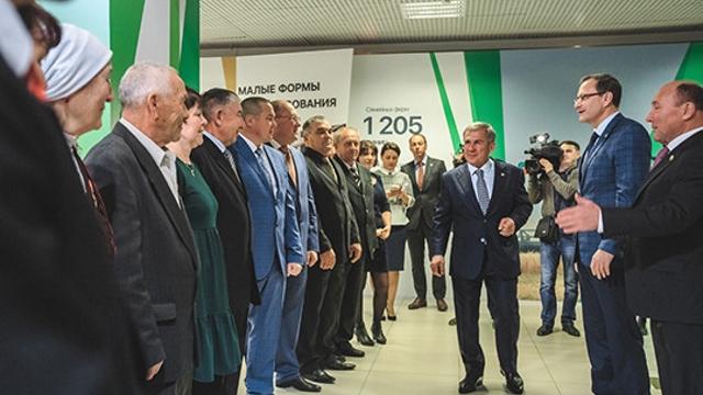 Президент Татарстана: Сельское хозяйство — ключевая отрасль экономики республики