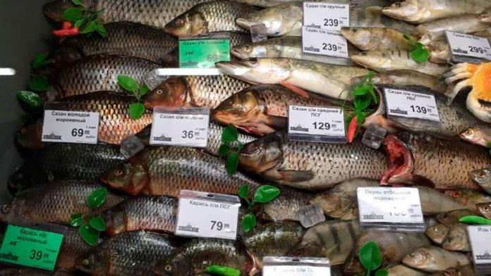 Рыба и морепродукты в России подорожают из-за роста налогов