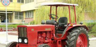 Трактор МТЗ Беларус 510 / 512