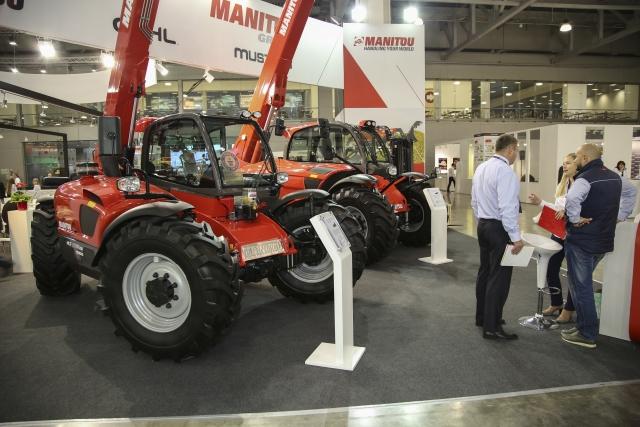 Великие духом: компания Manitou стала участником АГРОСАЛОН 2018