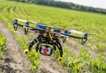 Цифровое хозяйство: дроны помогут фермерам Узбекистана прогнозировать посевную