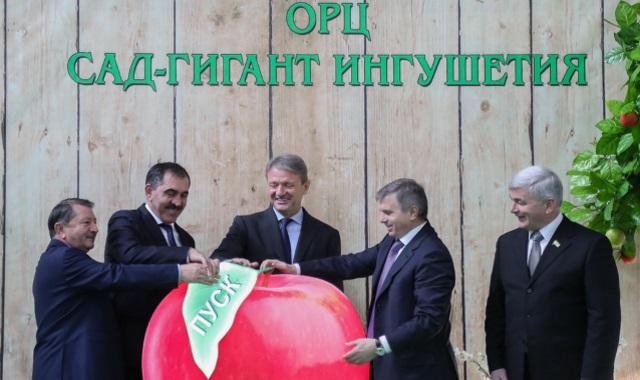 Ткачев: оптово-распределительные центры помогут развитию садоводства на Кавказе и юге РФ