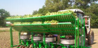 Комплексы машин для овощеводства
