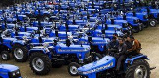 Самыми большими в мире рынками тракторов стали Индия и Китай