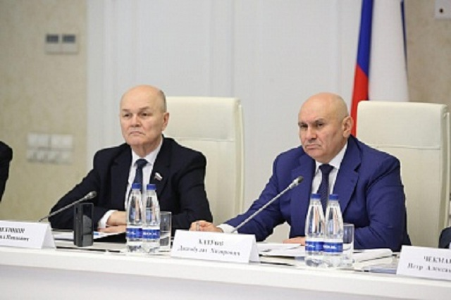 Джамбулат Хатуов принял участие в I Всероссийской грибной конференции