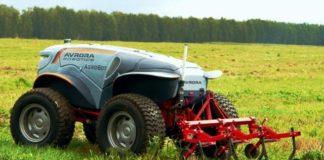 Внедрение цифровых технологий в аграрном секторе. Роботы уходят в поле.
