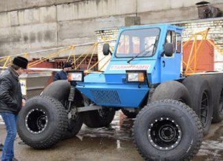 Волгоградские фермеры протестировали новый российский опрыскиватель