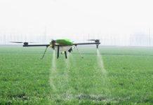 Walmart запатентовала точечную обработку пестицидами и опыление дронами