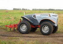 АгроБот Беспилотный трактор