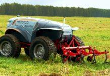 Беспилотные тракторы в сельском хозяйстве