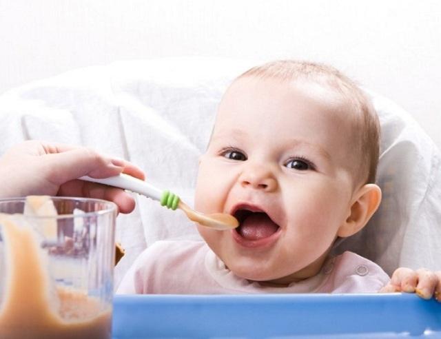Детское питание должно быть полезным и безопасным!