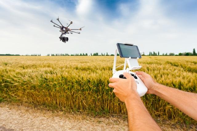 Для развития сельского хозяйства в Волгоградской области предлагают применять беспилотники