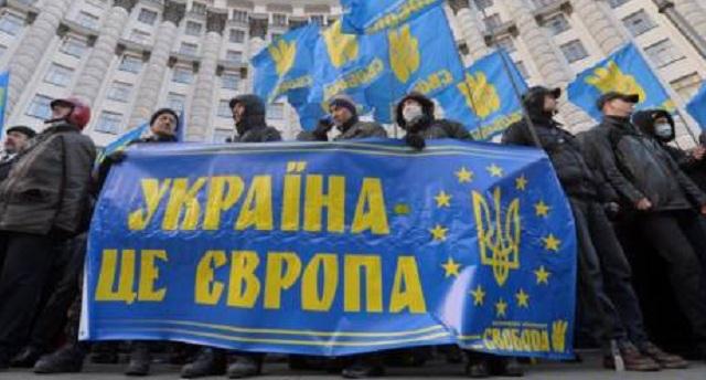 Европа кормит Украину фальсифицированными продуктами