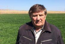 Интервью с главой фермерского хозяйства из Труновского района Ставропольского края Владимиром Михайловичем Молчановым