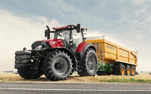 Компания Case IH расширяет модельный ряд лекговесных тракторов высокой мощности Optum