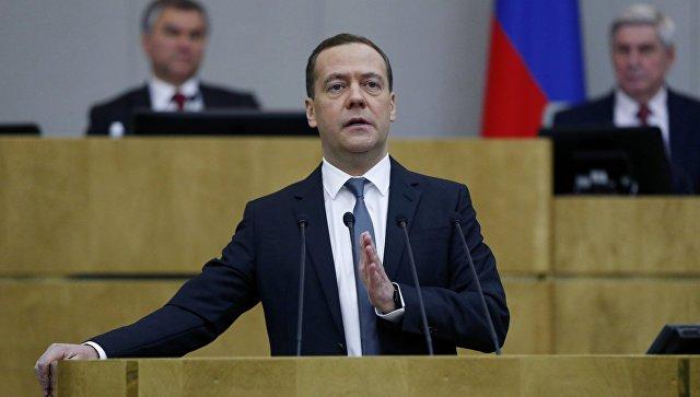 Медведев: агропромышленный сектор является нашей гордостью