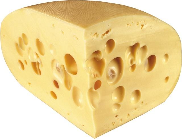 В Беларусь вернулось 18 тонн сыра