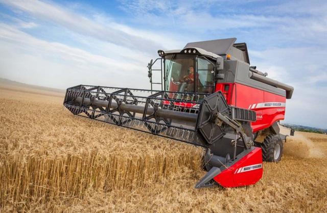 Зерноуборочные комбайны Massey Ferguson ACTIVA S и BETA для высокого урожая и снижения затрат