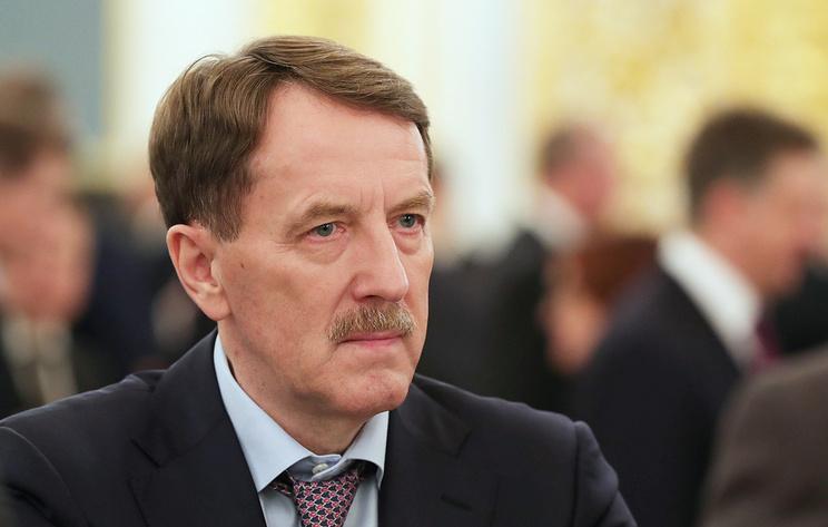 Вице-премьер Алексей Гордеев станет новым куратором Минприроды