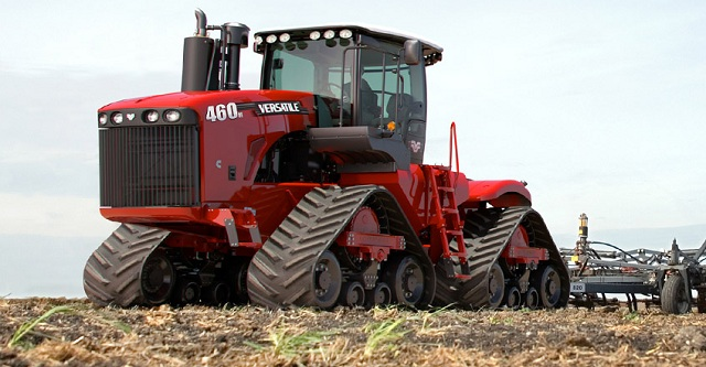 Мощность сельхозтехники в стране за пять лет упала на 12%