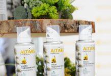 Подсолнечное масло-спрей — уникальный продукт от алтайских инноваторов