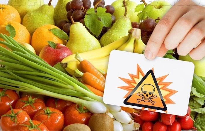 В продукции ведущих российских пищевых компаний обнаружены вредные вещества