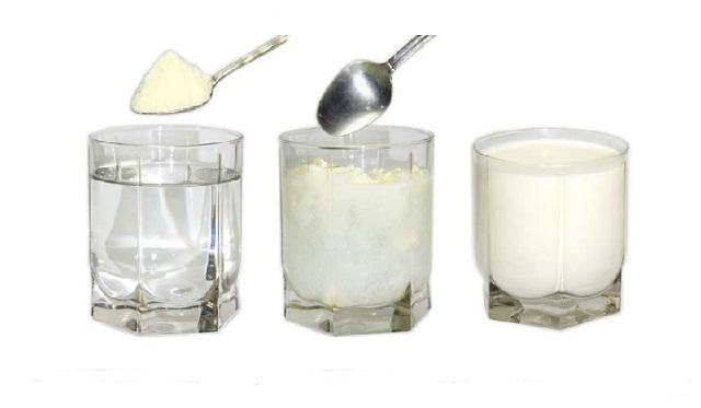 Запасы сухого молока в Белоруссии выросли более чем на 40%