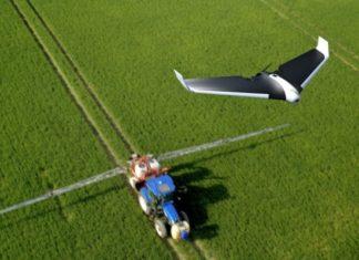 Беспилотник для сельского хозяйства Parrot Disco-Pro AG