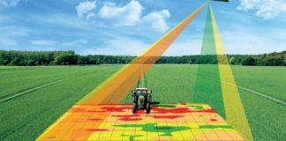 Фермер увеличил на треть урожайность пшеницы с помощью точного земледелия