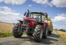 Компания Massey Ferguson разрабатывает метановый прототип трактора