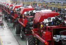 Производство отечественной сельхозтехники сократилось на 19%
