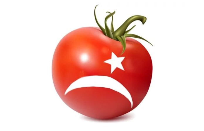 Турецкие помидоры поставили под особый контроль