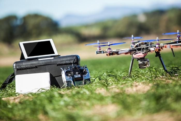 Дрон-агроном: как цифровые технологии служат фермерам